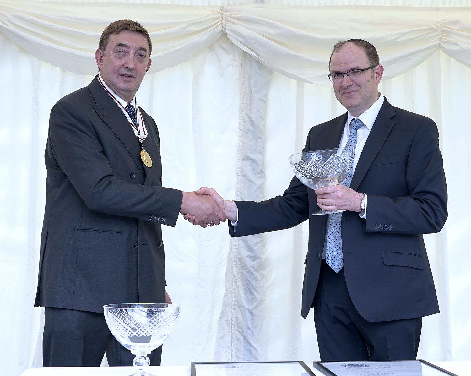 Vision RT Receives Two Queen's Awards for Enterprise