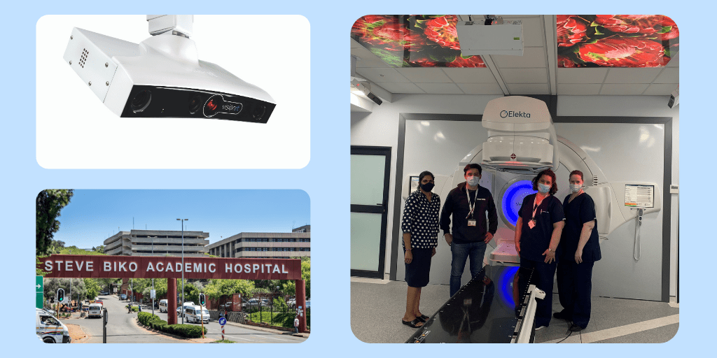 Steven Biko Academic Hospital in South Africa expands its offer with AlignRT