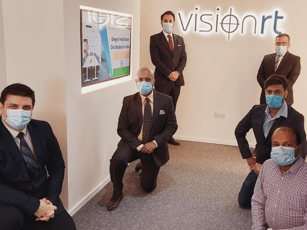 Vision RT and Oregon health partnership