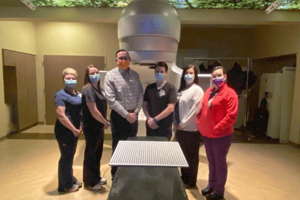 University of Tennessee medical center upgrade to AlignRT Advance Technology
